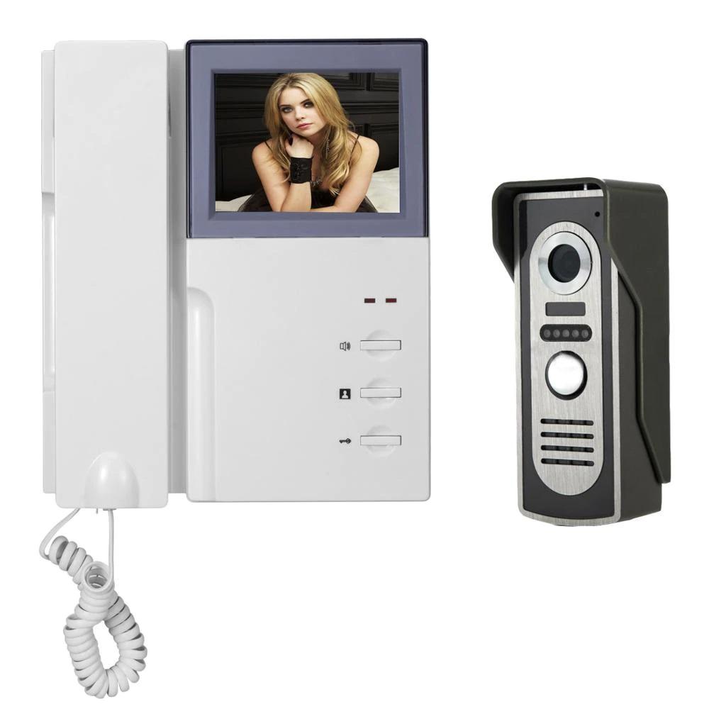 Video İntercom Sistemi Görüntülü diafon